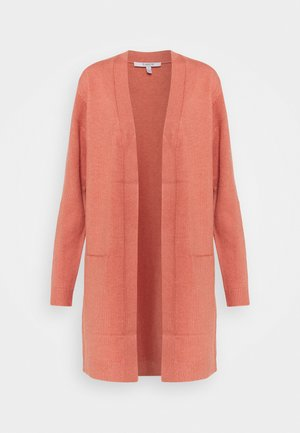 BYNONINA CARDIGAN - Cardigan - canyon rose