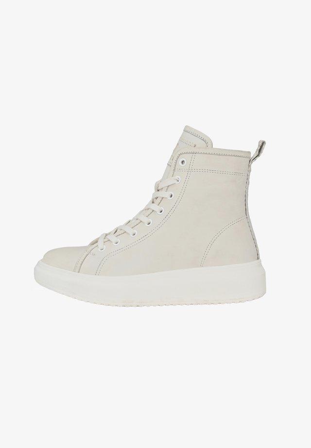AMINA - Sneakers hoog - off white
