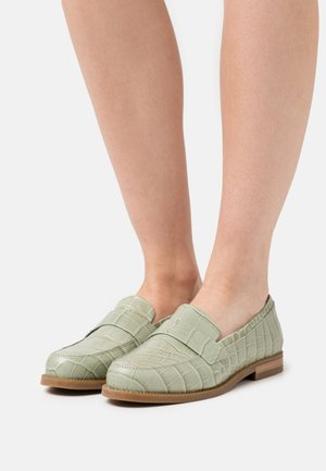 Loafers - verde