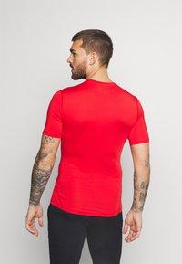 New Balance - Basic T-shirt - red - 2