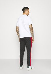 Nominal - CHECK TROUSER - Trousers - black - 2