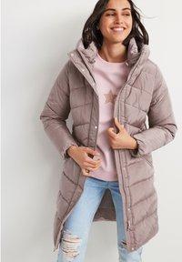 Next - Winter coat - mauve - 0
