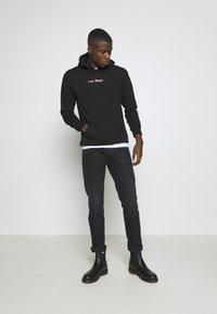 274 - LA HOOD - Hoodie - black - 1