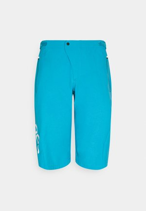 ESSENTIAL ENDURO SHORTS - Sports shorts - blue