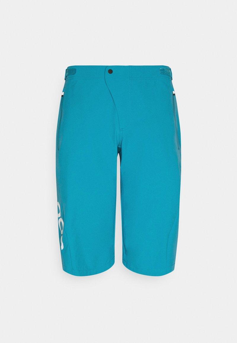 POC - ESSENTIAL ENDURO SHORTS - Sports shorts - blue