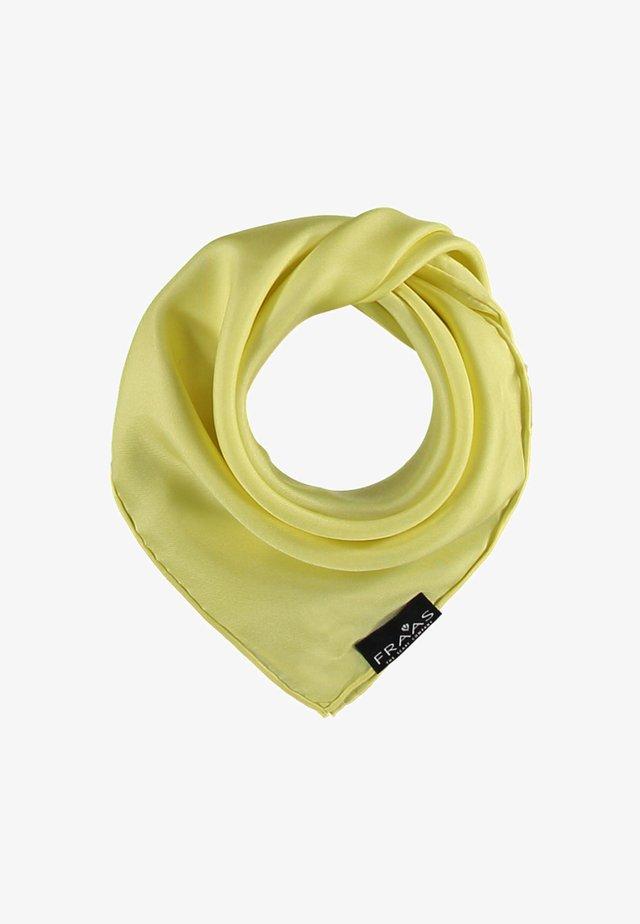 Foulard - lemon