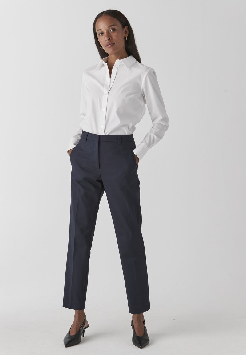 STOCKH LM - Desi - Trousers - navy