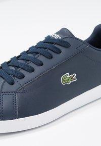 Lacoste - GRADUATE  - Baskets basses - blue - 2