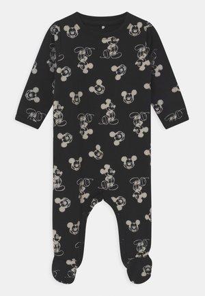 NBNMICKEY UNISEX - Sleep suit - black