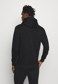 Champion - LEGACY HOODED - Bluza z kapturem - black - 2