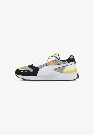 Stabilty running shoes -  black-gray violet