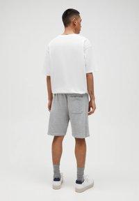 PULL&BEAR - 2 PACK - Shorts - dark grey - 2