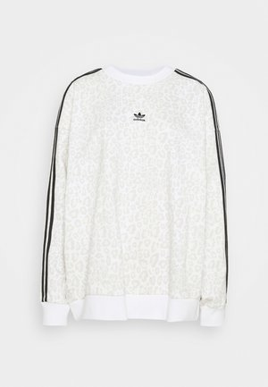 CREW - Sweatshirt - multco/white/talc