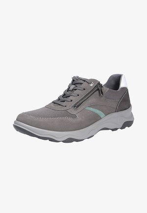Sneakers laag - basaltmintlsgrau