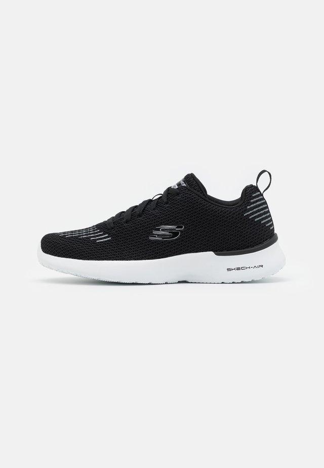 SKECH-AIR DYNAMIGHT RUSTKIN - Sneakers laag - black/white