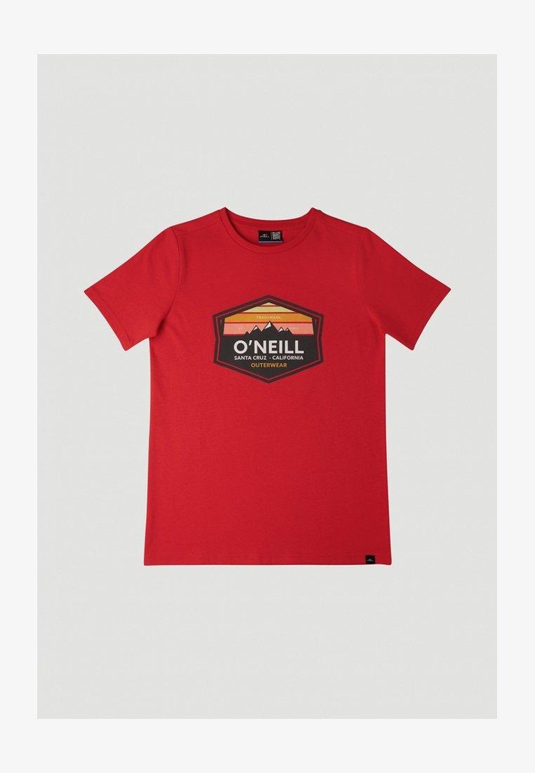 O'Neill - MOUNTAIN TRADEMARK - Camiseta estampada - plaid