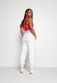 adidas by Stella McCartney - Pantalones deportivos - white - 2
