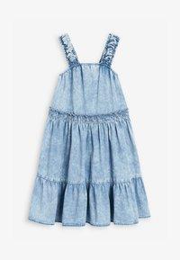 Next - Vestido informal - blue denim - 0