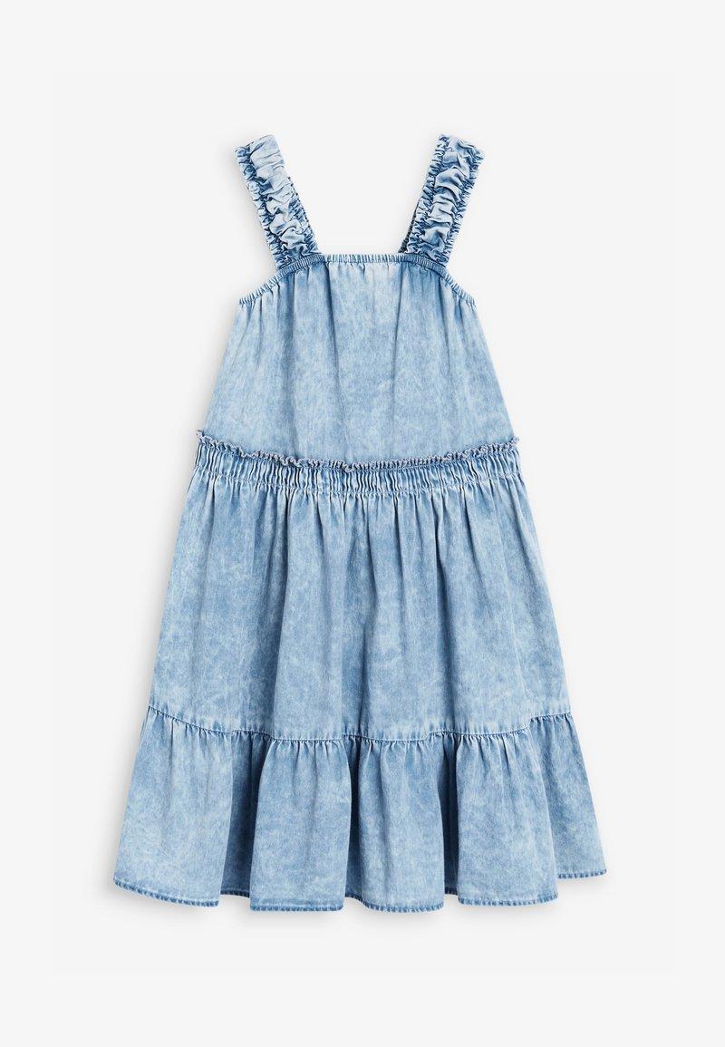 Next - Vestido informal - blue denim