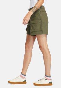 Timberland - Shorts - grape leaf - 3