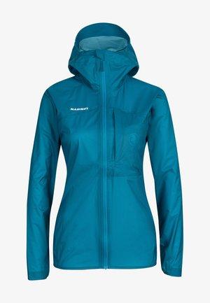 KENTO - Waterproof jacket - sapphire