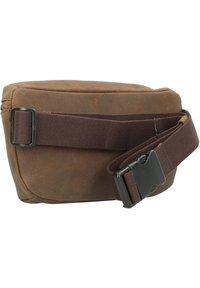 Klondike 1896 - OWEN - Bum bag - dunkelbraun - 1