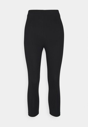 CORE COOL - Leggings - Trousers - black