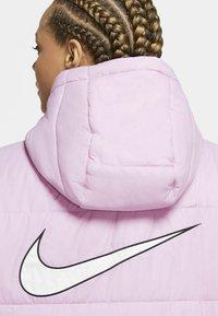 Nike Sportswear - Winter jacket - beyond pink/white/black - 4