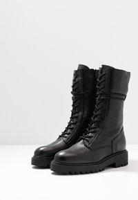 Zign - Lace-up boots - black - 4