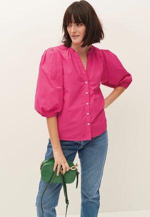 BUTTON THROUGH - Camicetta - pink