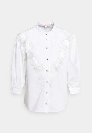 FRILL - Hemdbluse - optic white