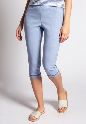 JULIA - Trousers - hyazinthenblau