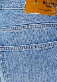 Bershka - Short en jean - blue denim - 5