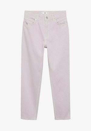 MOM90 - Straight leg jeans - lila