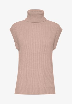 Sweatshirt - mahogany rose melange