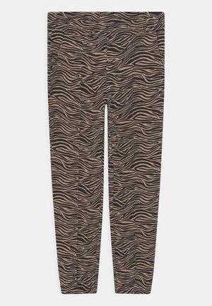 MULIA - Pantaloni sportivi - brown
