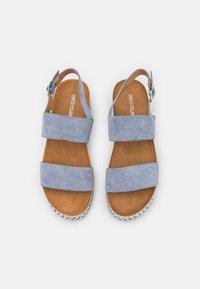 SassyClassy - Platform sandals - blue - 5