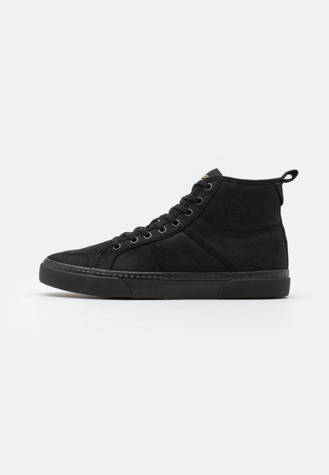 LOS ANGERED II - Sneakersy wysokie - black