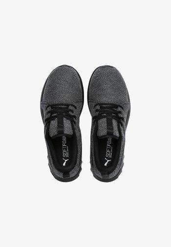 Chaussures de running neutres - black-black