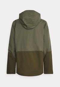Columbia - BUCKHOLLOW™ ANORAK - Outdoor jacket - stone green/olive green - 1