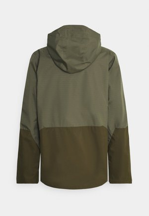 BUCKHOLLOW™ ANORAK - Outdoor jacket - stone green/olive green