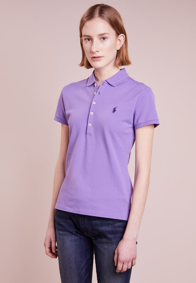 JULIE SHORT SLEEVE - Polo shirt - spring violet