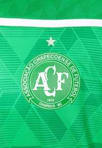 Umbro - CHAPOCOENSE HOME - Pelipaita - green/white - 6