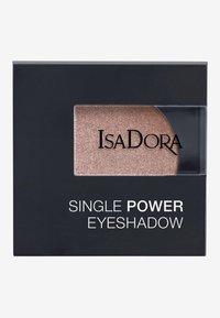 IsaDora - SINGLE POWER EYESHADOW - Eye shadow - pink sand - 2