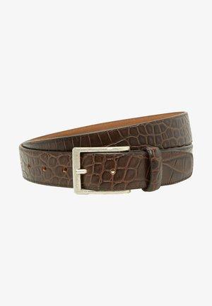 Belt business - mocca