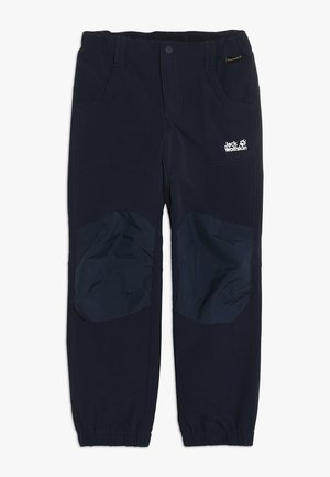 RASCAL WINTER PANTS KIDS - Tygbyxor - midnight blue