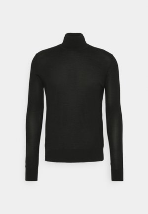FLEMMING TURTLE NECK - Pullover - black coffee