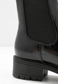 4th & Reckless - Kotníkové boty - black - 2