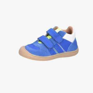Touch-strap shoes - blau