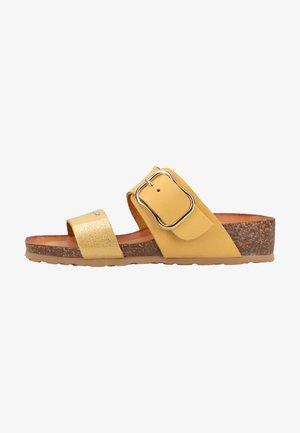 Sandaler - gelb